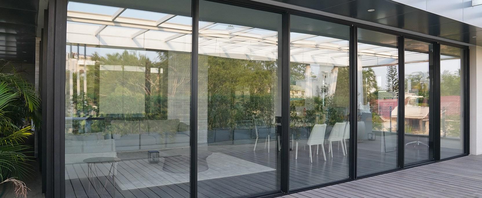 aluminium windows & aluminium Doors dealership