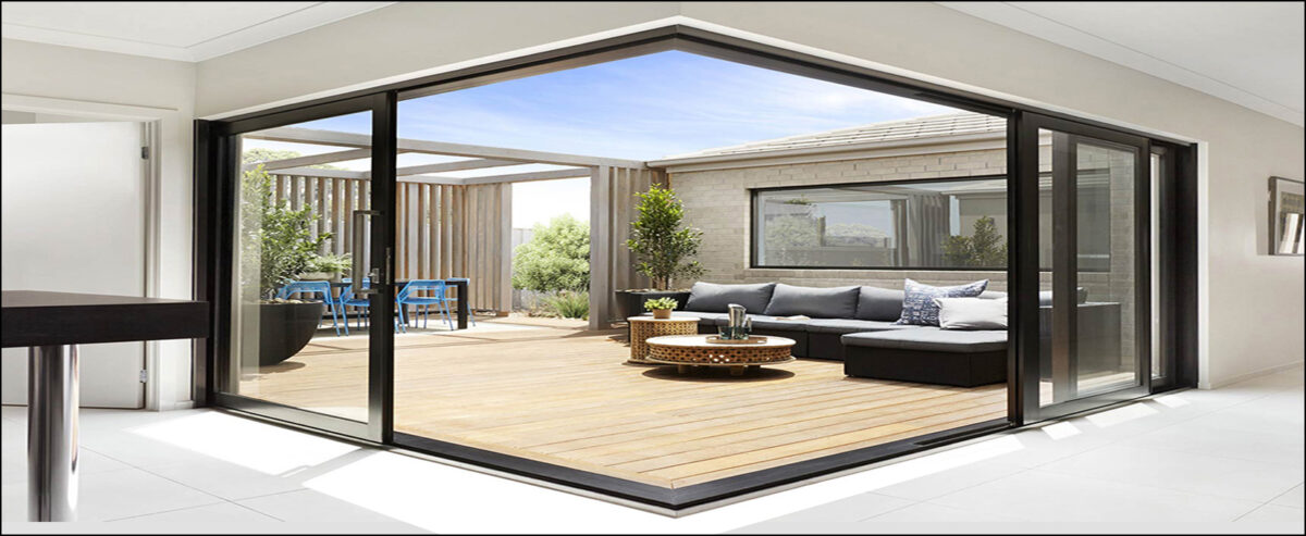 Customization in aluminium windows and doors