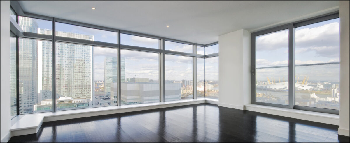 energy efficiency of aluminium windows