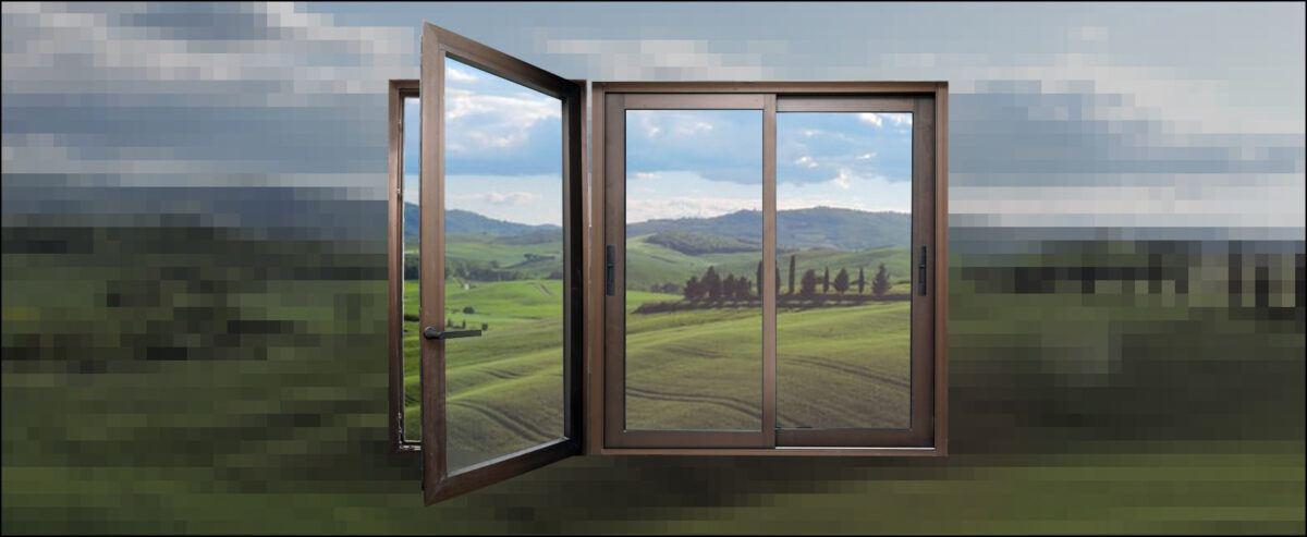 Aluminium sliding windows vs aluminium casement